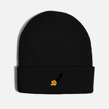 Celebration fireworks rocket - Knit Cap