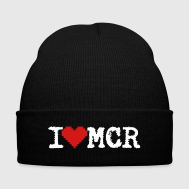 MCR LOVERS - Knit Cap with Cuff Print