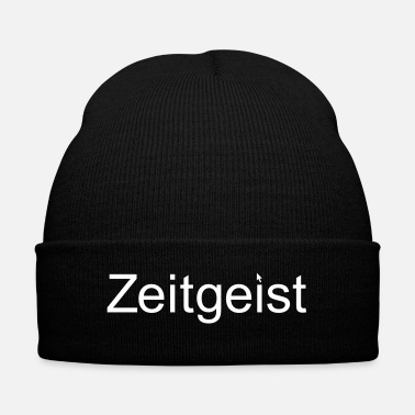 Mood zeitgeist class action fashion - the defining mood - Knit Cap with Cuff Print