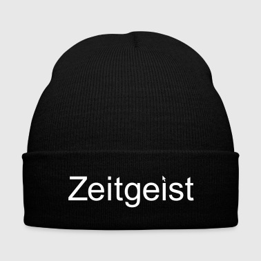 zeitgeist class action fashion - the defining mood - Knit Cap with Cuff Print