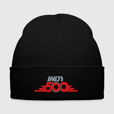 CAR SPORT 500 - Knit Cap with Cuff Print