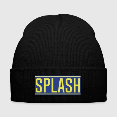 Golden State Warriors - Knit Cap with Cuff Print