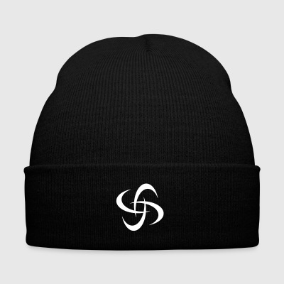 Noxtherox Razorblade Logo - Knit Cap with Cuff Print