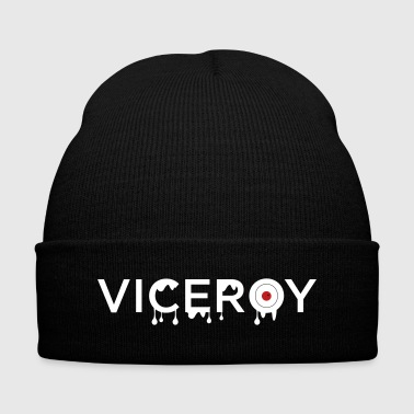 Original Viceroy - Knit Cap with Cuff Print