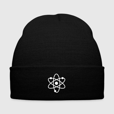 science symbol - Knit Cap with Cuff Print