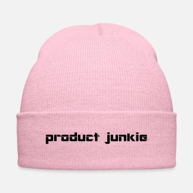Witty Product Junkie - Knit Cap