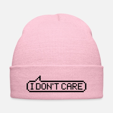 Care I don't care - Knit Cap