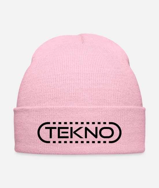 Techno Caps & Hats - 23 0028 tekno - Knit Cap pink