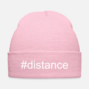 Over #distance - Knit Cap