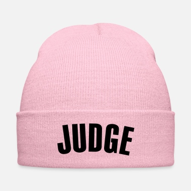Court Judge - Knit Cap