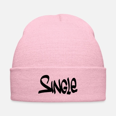Single single - Knit Cap