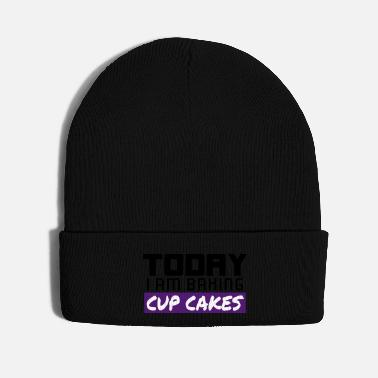 Hobby Today I am Baking Cup Cakes - Knit Cap