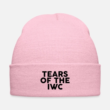 Tear Tears of the IWC - Knit Cap