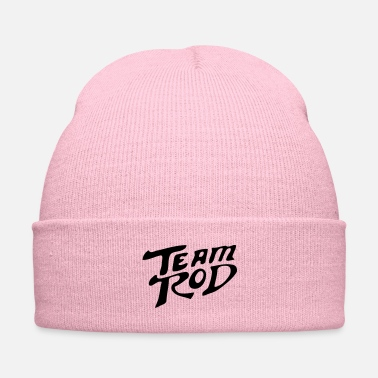 Team Team Rod Design From Hot Rod the Movie - Knit Cap