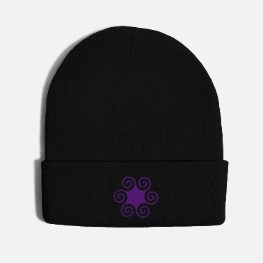Set Polyskelion simplified optimizedSVG(set with 3 ) - Knit Cap