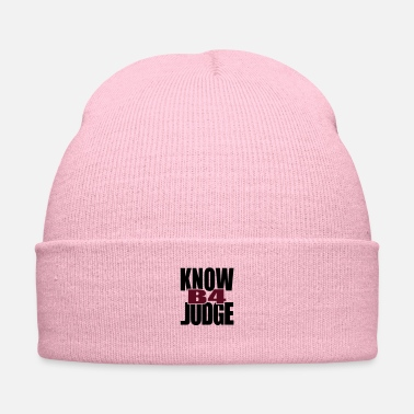 Tlc Know Before Judge - Knit Cap