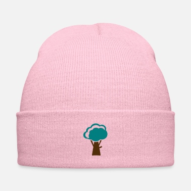 Enviromental tree - Knit Cap