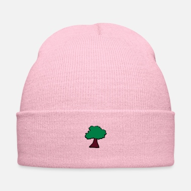 Tree Tree - Knit Cap