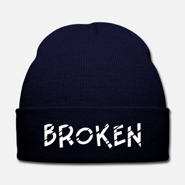 Broken - Knit Cap