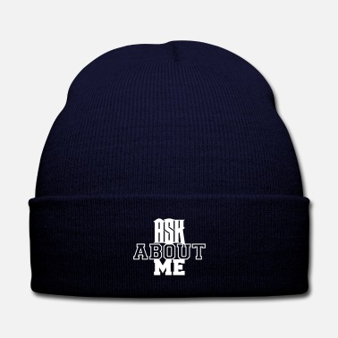 Wild West ASK ABOUT ME - Knit Cap