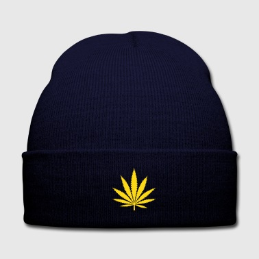 420  - Knit Cap with Cuff Print