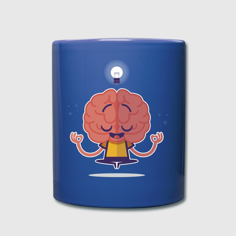 VK Brain Zen - Full Color Mug