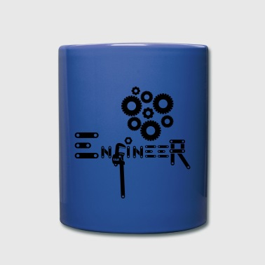 engineer - Full Color Mug