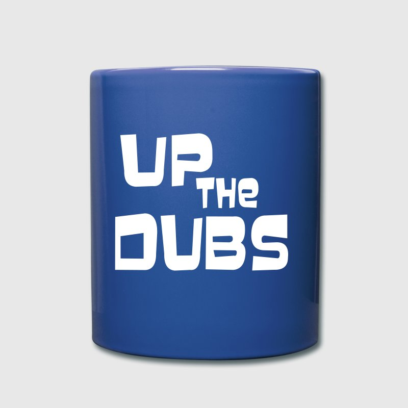 UP THE DUBS - Full Color Mug