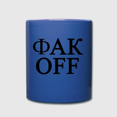 Off - Full Color Mug