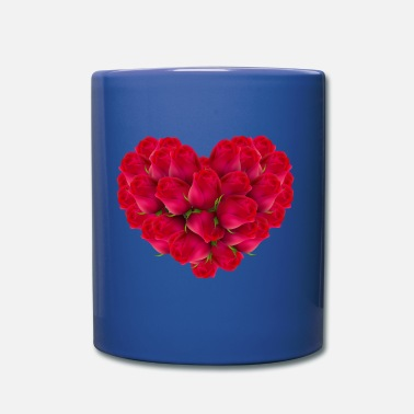 Valentine's Day valentines day heart 50 - Full Color Mug