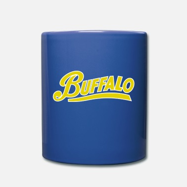 Throwback Buffalo Throwback - Full Color Mug
