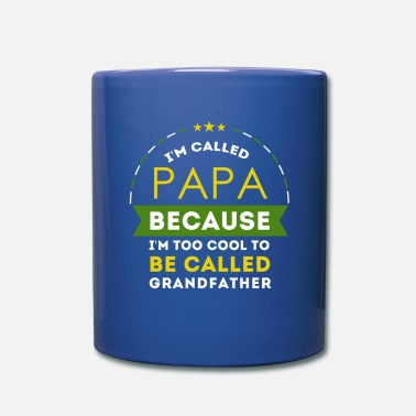 Cool Family cool papa - Full Color Mug