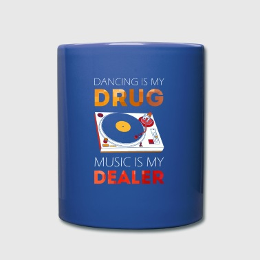 Techno drug dealer - Full Color Mug
