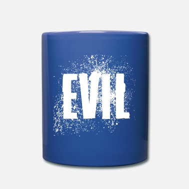 Evil evil - Full Color Mug