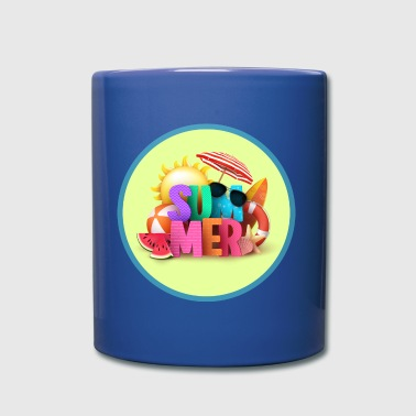 Summer Emblem - Full Color Mug