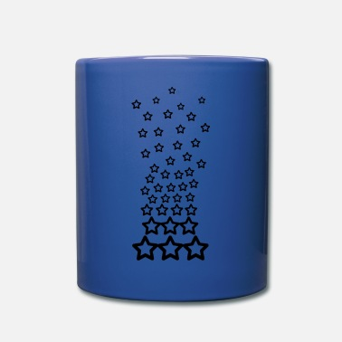 Starry Sky Star Stars starry sky - Full Color Mug