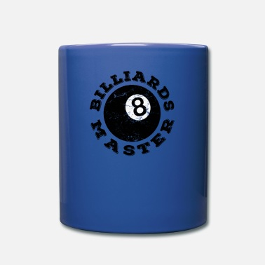 8 Ball 8 Ball - Full Color Mug
