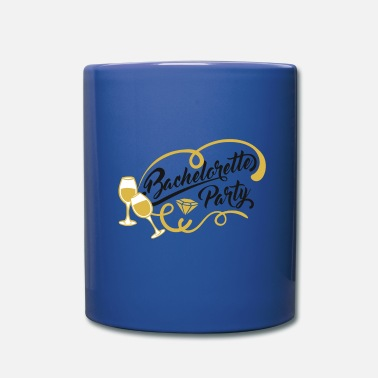 Wedding Party Junggesellenabschied Bachelorette Party - Full Color Mug