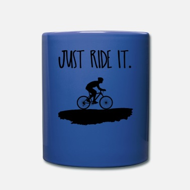 Bike Bike - Full Color Mug