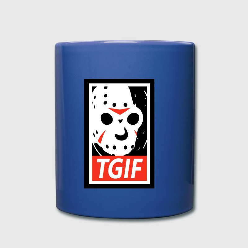 Jason TGIFJason TGIF - Full Color Mug