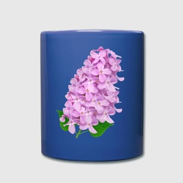 lilac bud - Full Color Mug