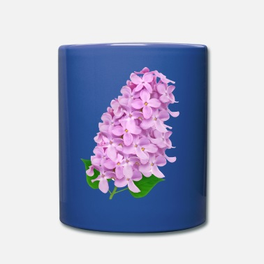 Lilac lilac bud - Full Color Mug