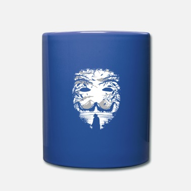 Mask The Mask - Full Color Mug