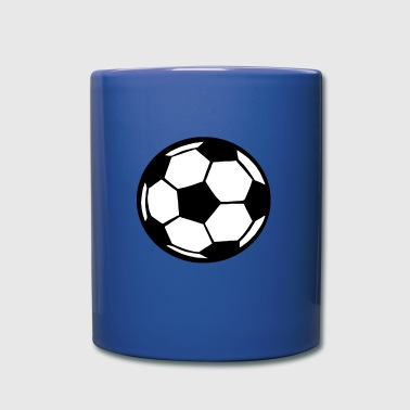 Soccer Ball Champion Sports  - Full Color Mug