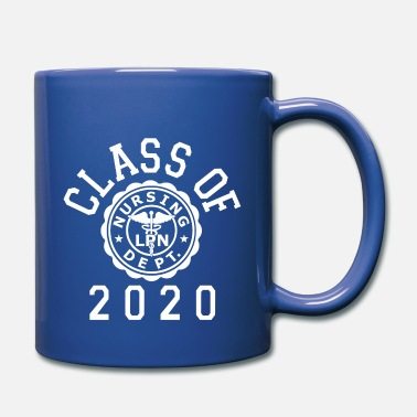Nurse Class Of 2020 LPN - Full Color Mug
