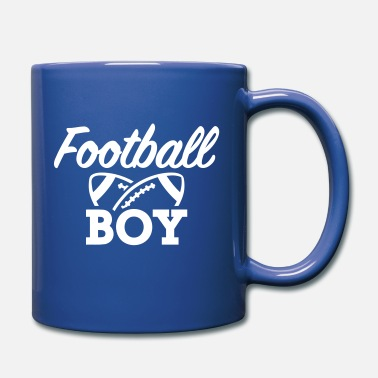 American Football Football - Full Color Mug
