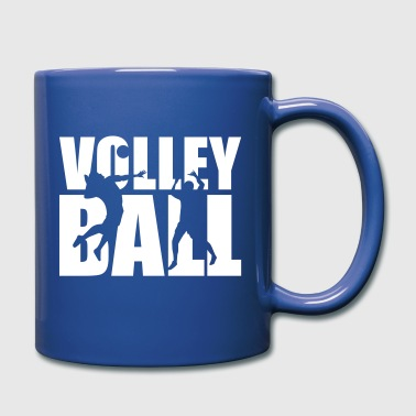 Volleyball - Full Color Mug