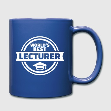 Lecturer - Full Color Mug