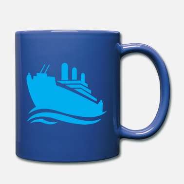 Cruise Cruise cruise ship - Full Color Mug