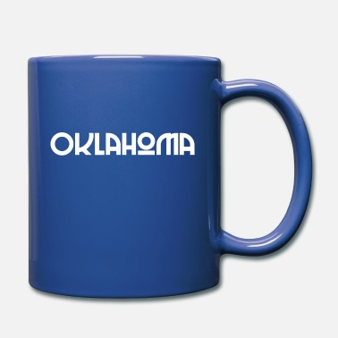 Us State Oklahoma - US - State - United States of America - Full Color Mug